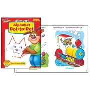 Do-A-Dot Art™ Play and Learn A,B,C Numbers and Shapes Activity Book