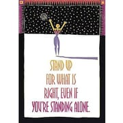 Trend Enterprises® ARGUS® Poster, Stand Up For What Is Right