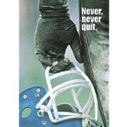 TREND Enterprises TA-62874 Never Never Quit ARGUS Poster