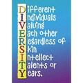 Trend Enterprises® ARGUS® Poster, Diversity