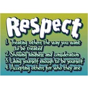 Trend Enterprises® ARGUS® Poster, Respect Treating Others