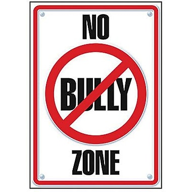 Trend Enterprises® ARGUS® Poster, No Bully Zone