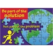 Trend Enterprises® ARGUS® Poster, Be Part of The Solution - Not Part of The Problem