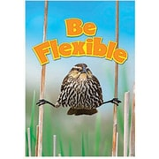 Trend Enterprises® ARGUS® Poster, Be Flexible