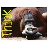 Trend Enterprises® ARGUS® Poster, Think