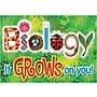Trend Enterprises® ARGUS® Poster, Biology-It Grows On You