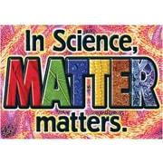 Trend Enterprises® ARGUS® Poster, In Science, Matter Matters