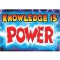 Trend Enterprises® ARGUS® Poster, Knowledge Is Power
