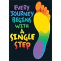 Trend Enterprises® ARGUS® Poster, Every Journey Begins With