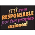 TREND Enterprises TA-67504 in.Tu eres responsable por tus propias acciones!in. ARGUS Poster
