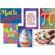 Trend Enterprises® ARGUS® Poster Combo Pack, Math Matters