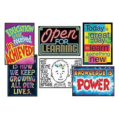 Trend Enterprises® ARGUS® Poster Combo Pack, Learning Power