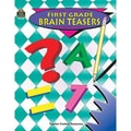 Teacher Created Resources® Brain Teasers Book, Grades 1st