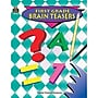 Teacher Created Resources Brain Teasers Book, Grades 1st