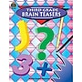 Teacher Created Resources Brain Teasers Book, Grades 3rd