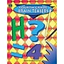 Teacher Created Resources Brain Teasers Book, Grades 4th