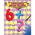 Teacher Created Resources® Brain Teasers Book, Grades 6th