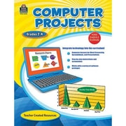 Teacher Created Resources® Computer Projects Resource Book, Grades 2nd - 4th