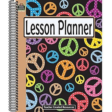 Teacher Created Resources TCR2724 Peace Signs Lesson Plan Book