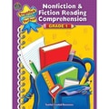 Teacher Created Resources® Nonfiction and Fiction Comprehension Book, Grades 1st