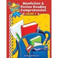 Teacher Created Resources® Nonfiction and Fiction Comprehension Book, Grades 4th