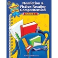 Teacher Created Resources® Nonfiction and Fiction Comprehension Book, Grades 5th