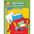 Teacher Created Resources® Practice Makes Perfect Series Number Puzzles Book, Grades 4th