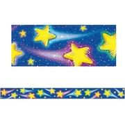 Teacher Created Resources® pre-school-5th Grades Straight Bulletin Board Border Trim, Shooting Stars