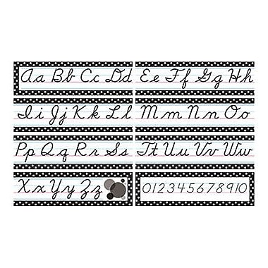 Teacher Created Resources® Mini Bulletin Board Set, Cursive