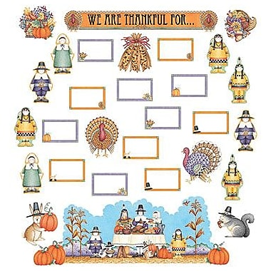 Teacher Created Resources® Bulletin Board Set, Debbie Mumm We Are Thankful