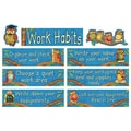 Teacher Created Resources® Mini Bulletin Board Set, Susan Winget Wise Work Habits