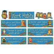 Teacher Created Resources® Mini Bulletin Board Set, Susan Winget Wise Work Habits