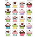 Teacher Created Resources® Stickers, Cupcakes