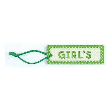 Teacher Created Resources® Hall Pass, Polka Dots, Girl's