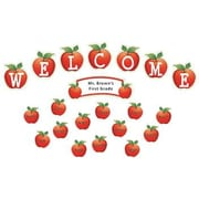 Teacher Created Resources® Mini Bulletin Board Set, Apples and Dots Welcome