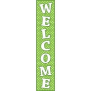 Teacher Created Resources® Toddler - 12th Grades Banner, Polka Dots Welcome