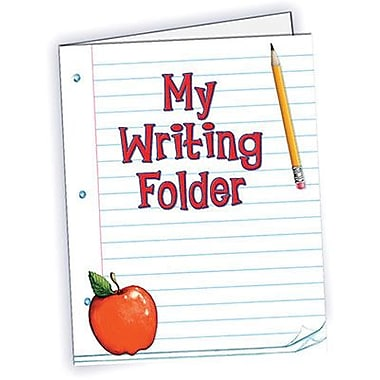 Teacher Created Resources® My Writing Pocket Folder