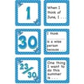 Teacher Created Resources® Calendar Days/Story Starters Mini Pack, Polka Dot, June