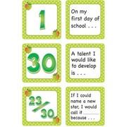 Teacher Created Resources® Calendar Days/Story Starters Mini Pack, Polka Dot, September