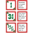 Teacher Created Resources® Calendar Days/Story Starters Mini Pack, Polka Dot, December