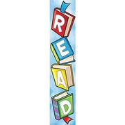 "Teacher Created Resources TCR5097 39"" x 8"" Straight Book Read Banner, Multicolor"