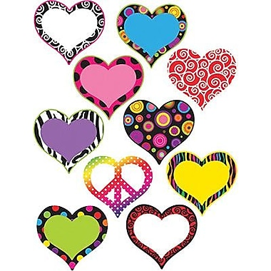 Teacher Created Resources® Toddler - 12th Grades Accents, Fancy Hearts