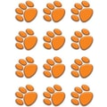 Teacher Created Resources® Mini Accents, Orange Paw Prints