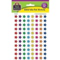 Teacher Created Resources® Mini Stickers, Smiley Stars