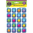 Teacher Created Resources® Stars Stickers, Colorful, 260/Pack