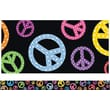 Teacher Created Resources® pre-school - 12th Grades Straight Bulletin Board Border Trim, Peace Signs