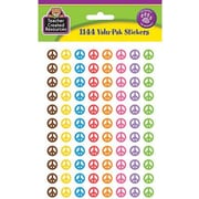 Teacher Created Resources® Mini Stickers, Peace Signs