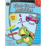 Teacher Created Resources® Ready -Set -Learn, Activities Book, Grades 1