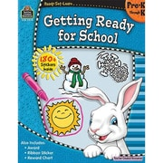 Teacher Created Resources® Ready -Set -Learn, Getting Ready For School Book