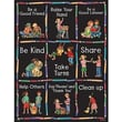 Teacher Created Resources TCR7682 Susan Winget Manners Chart, Assorted